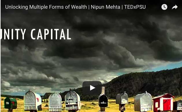Unlocking Multiple Forms of Wealth