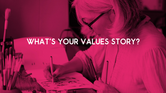 Send Us Your Values Stories!