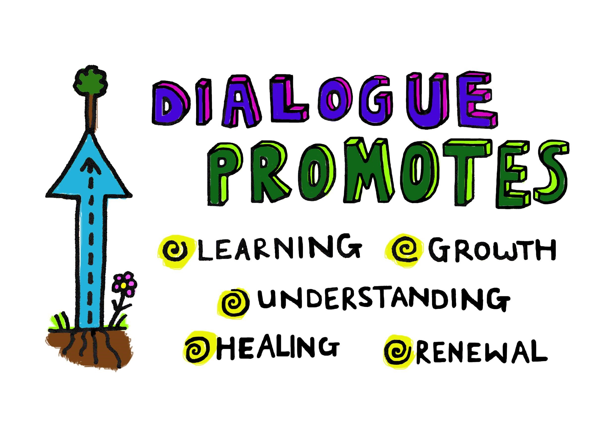 The Value(s) of Dialogue, by Jessica Ball
