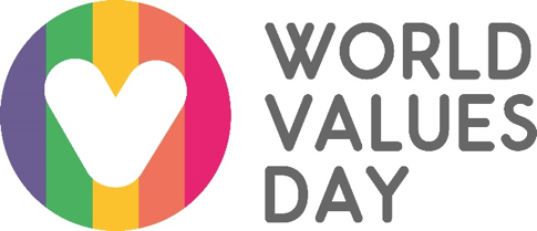 """We Value…"" and ""I Value…"" templates for World Values Day"