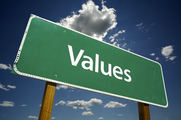 Do you value what's personal to you?