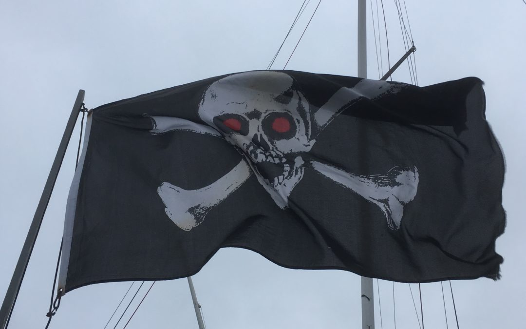 Piracy – black hearted or wholehearted?