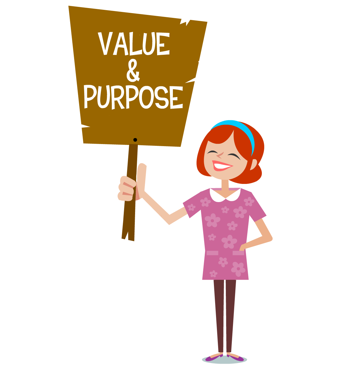Values and living on purpose